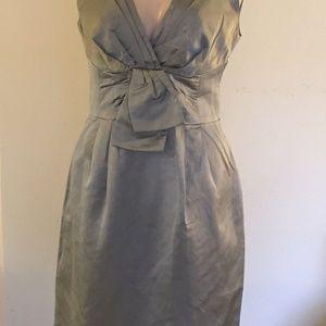 Nanette Lepore Linen/Cotton Sleeveless Dress